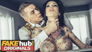 сексуальный Доктор Меган Инки делает из мужика невинную жену