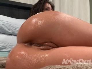Adrana Chechk Gapes Her Asshole n Slow Moton Adriana Chechik