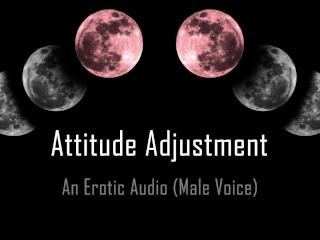 Atttude Adjustment Erotc Audo