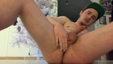 CEI from a Male Cumslut (Clip)  Full video on my modelhub