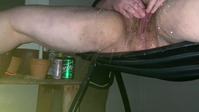 Her cunt gushed fanfic Hairy bbw gapes her cunt while spraying piss all over the place gushing