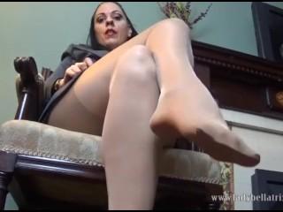 Female domination/foot worship/lady u dominates in motivation