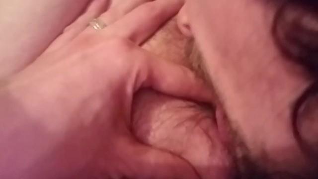 Black Guy Pussy Eating Orgasm