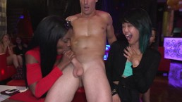 DANCING BEAR - Big Dick Studs Slang Dick In Horny Hoes' Faces (It's Chaos!)