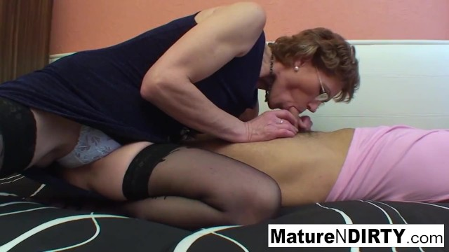 Mature nude real mothers thumbs Mature slut gives a thumbs up to his fucking skills
