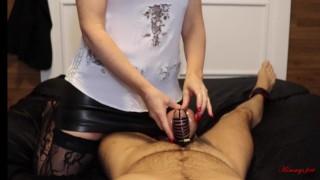 Femdom Chastity Slave