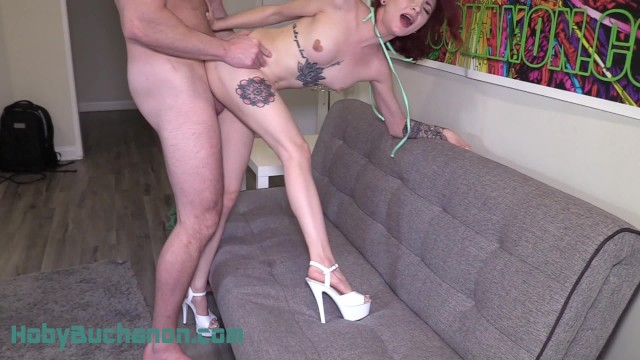 85 lb nude girls - Tiny 85 lb lola fae gets her tight pussy fucked hard