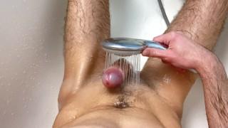 Intense Guy Moaning While Cumming Hands Free - Talking Dirty 4K
