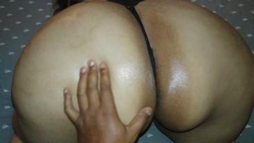 BBW Milf In A Sexy Thong