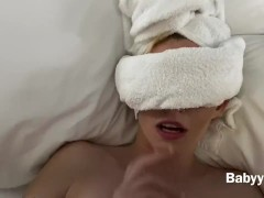 Babyybutt tricked into fucking her step bro  | Recorded Cam Show