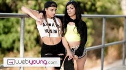 WebYoung Teen Sk8r Girl Seduces Straight Babe