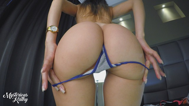 Pantie slut wife The hottest sexy panties: try-on haul 2