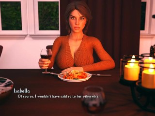 Being A DIK 0.4.0 Part 41 Romantic Love Gameplay By LoveSkySan69