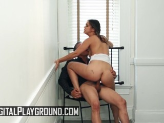 Digital Playground – Alina Lopez gets pounded by cock till facial