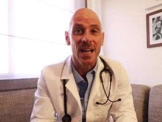 Johnny Sins - Dr. Sins Teaches You How to Make a Girl Squirt!