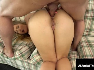 Anal Pounded Addson Lee Gets Gaped Rmmed Creamped Addison Lee