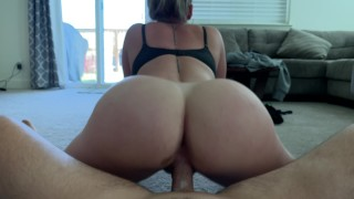 ppthedp – 52″ pawg squirts on carpet, creampied her cunt