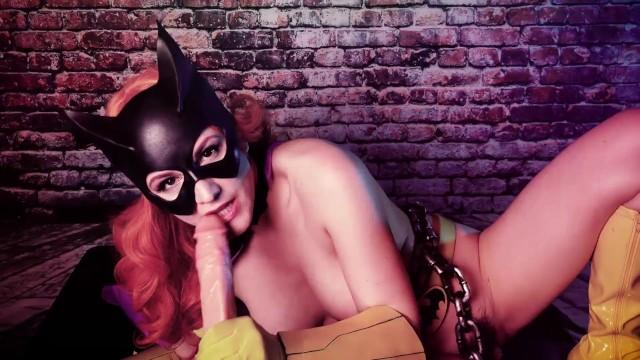 Batgirl sucks batman slutload Batgirl gets degraded by joker