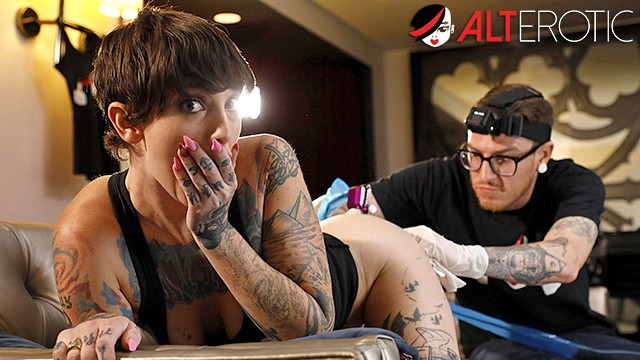 Jenny savage being fucked - Sully savage has her pussy tattooed while being ass fucked