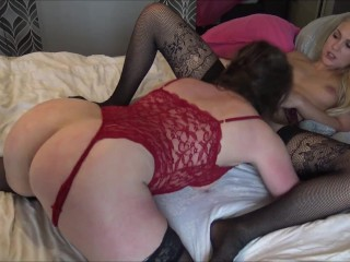 Threesome With Mom and StepDad