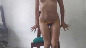 Jerk Off Instructions In Spanish With Sexy Latina