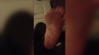 Dirty Feet Licker While Getting Trampled and Beat TF Up Preview