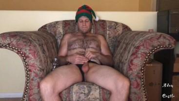 Elf Oil Body Rub Jerk Off Encouragement