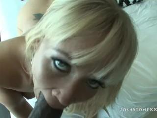 Huge Tit Blonde MILF Austin Taylor Fucks Huge BBC POV Austin Taylor