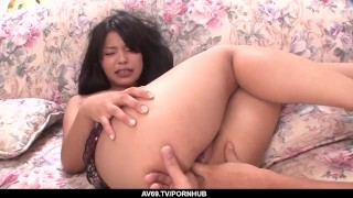 Eririka Katagiri loves her youngest step son´s cock in – More at 69avs com