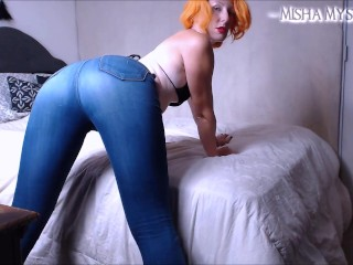 Pov/ass in my worship bedroom