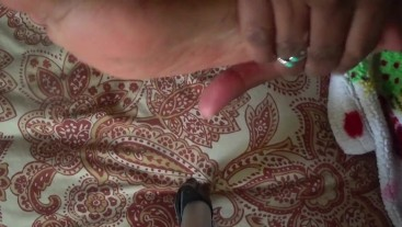 Desperate for a New Pair of Socks Foot and Toe Fetish