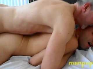 18 fucked rough by daddy nick darling richard...