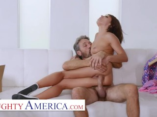 Naughty The united states – Adriana Chechik does anal with pal's dad