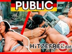 Milf Zara Mendez Nailed In The Center Of Berlin! Hitzefrei.dating