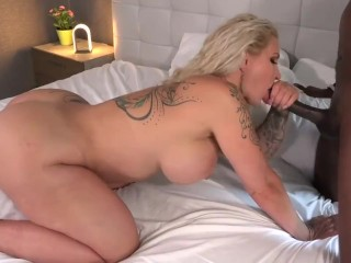 MsConner Gets Anal BBC Ryan Conner