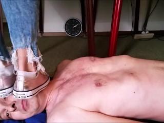 Trampling under Converse Sneaker (Trailer)