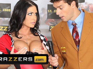 Brazzers Jessica Jaymes atv driver rides also perfe the big cocks Jessica Jaymes, Ramon Nomar