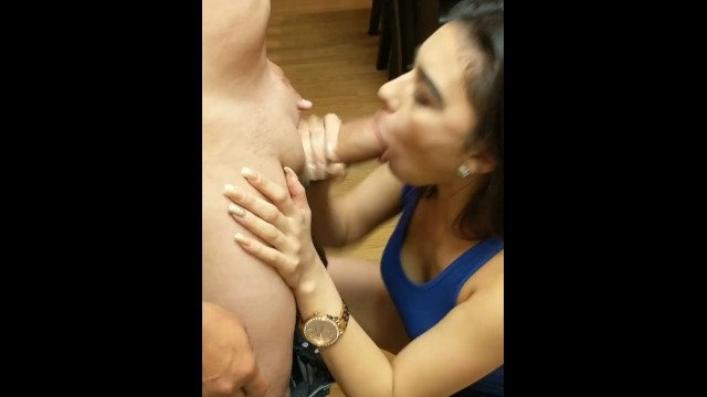 Huge ametuer cock - Helping my neighbor deepthroat her boyfriends huge uncut cock 2018