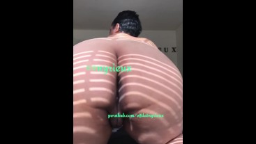 Bouncing Tht Ass...in Slow-Mo