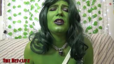 She-Hulk Vore