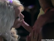 What A Hot Blonde Cocksucker She Turned Out To Be