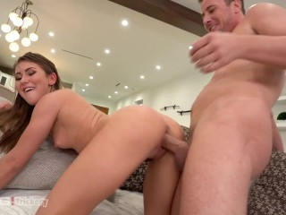 Trickery - Real Estate Agent Sells The House And Her Pussy