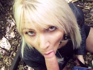 OUTDOOR PARK FUCK German Tatjana Young Banged by Stranger Berlin Banger Berlin Banger