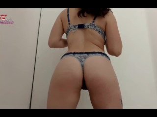 Oops I Masturbated Fitting Rooms Until I Squirt...