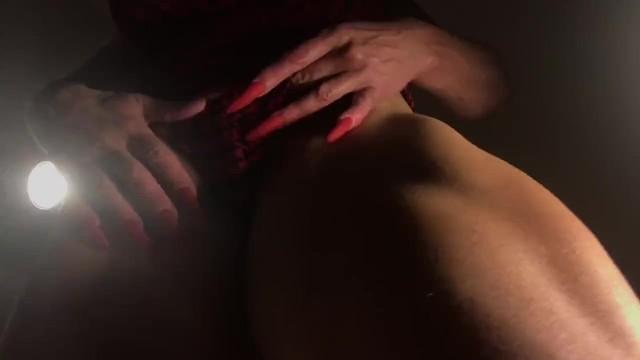 Female bodybuilder huge clit - My huge hairy clit breaks your ass, unworthy man