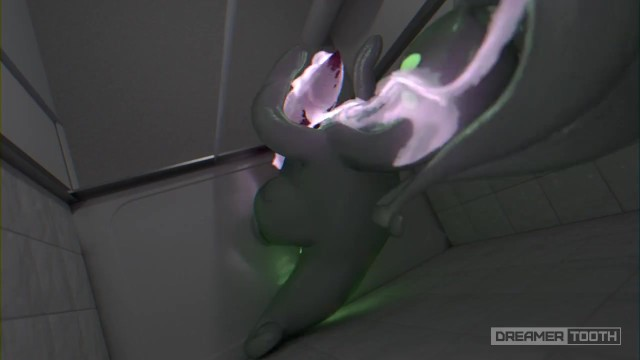 Led strip emergency lights - Horny goodra lights up room with his thick glowing cum pokemon