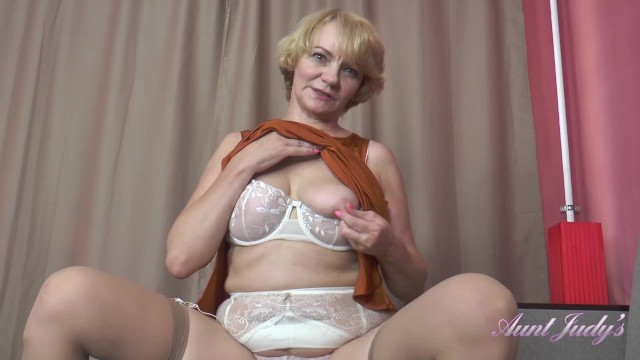 You tube mature tit - Auntjudys .. 56 year old auntie aliona sucks your cock and jerks you off