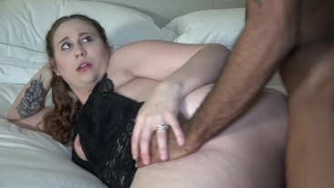 Amateur Pawg Wife VS BBC