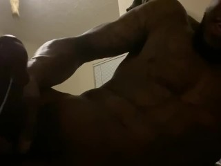 Dripping Jerk Off