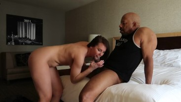 Riley Jacobs takes on Shane Diesel's massive cock